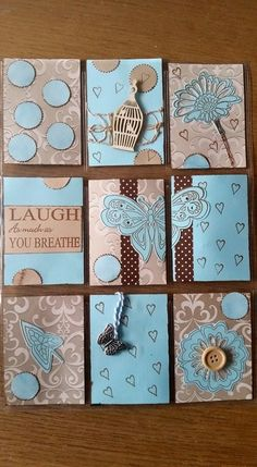 ATC / ACEO art card inspiration: Sylvia Bouwman