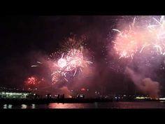 V., 4 JUL 2014 | NUEVA YORK → FINAL DE LOS FUEGOS ARTIFICIALES DE MACY'S, - Macy's 4th of July Fireworks Finale! - YouTube