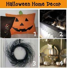 DIY Halloween decor halloween