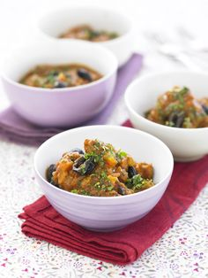 Italian lamb stew with rosemary and olives