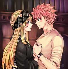 Oh I cannot wait for the next chapters of Fairy Tail! And the nalu hype is real.
