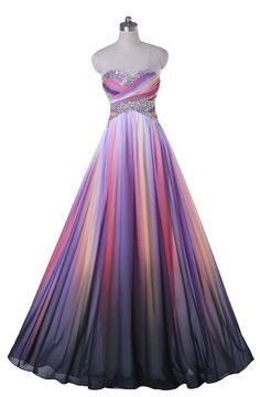 Angel Bride 2015 New Prom Ball Gown Dress Maternity Evening Dress with Beaded Bust- US Size 2