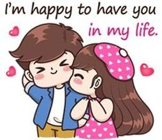 32 Ideas For Quotes Cute Love Funny Sweets Cute Love Stories, Cute Love Pictures, Cute Love Gif, Cute Love Quotes, Love Cartoon Couple, Cute Cartoon Pictures, Anime Love Couple, Chibi Couple, Cute Couple Drawings