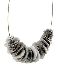 Grey Contina Necklace