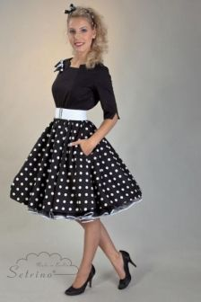 91e05a8a39 Vintage Kleid - Rockabilly Clothing - Online Shop für Rockabillies und  Rockabellas | rockabilly in 2019 | Pin up dresses, Vintage style dresses,  Retro dress