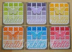 I Pick You - MFT Paint Brushes Die-namics card | MFT (My Favorite ...