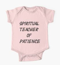Spiritual Teacher of Patience by BeHealing