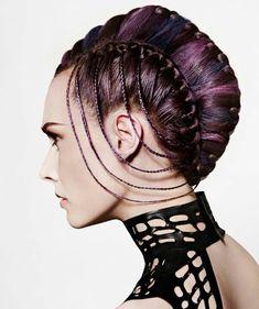 . #peinadosartisticos
