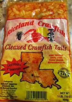 If you live in Louisiana, you have to love crawfish. It's a state law. Crawfish Etoufee Recipe, Crawfish Recipes, Seafood Boil Recipes, Cajun Recipes, Rice Recipes, Yummy Recipes, Crab Dishes, Cajun Dishes, Shrimp Dishes