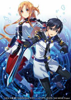 Asuna and Kirito, Ordinal Scale                                                                                                                                                                                 Plus
