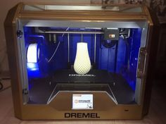 Dremel and 3DPrinterOS Partner for 3D Printing in the Cloud #3DPrinting