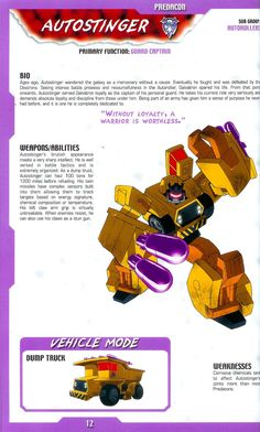 Transformers Universe - Beast Wars II Autostinger - 17 / 17