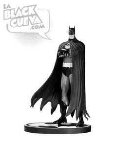 Batman Black and White Estatua de Brian Bolland