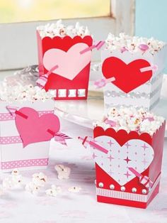 Get some Valentine's Day inspiration with recipes, crafts and DIYs that make your heart go pitter patter! Click to check out all our Valentine's Day ideas now. #valentine