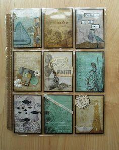 Utes kreative Seite: Pocket Letter No. 22 - Maritim
