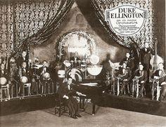 library of congress photos 1930's   Duke Ellington orchestra 1930's