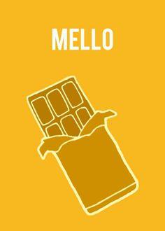 Mello. Death Note