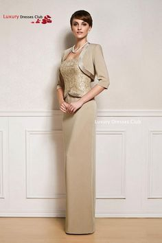 7cb70ebde54 33 Awesome Custom Made Plus Size mother of the bride dress images ...