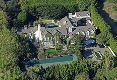 Tom Cruise's Beverly Hills Estate is up for Sale