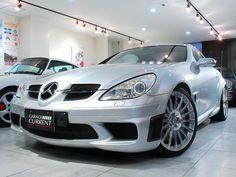 Mercedes Benz SLK55 AMG(R171) black series