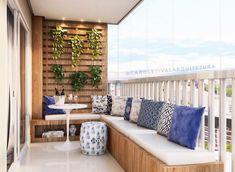 Apartment Balcony Garden, Bedroom Balcony, Apartment Balcony Decorating, Apartment Interior, Small Balcony Decor, Small Balcony Garden, Small Balcony Design, Small Balconies, Balcony Furniture