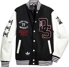 Star Wars Adidas varsity Jacket   Varsity Jackets