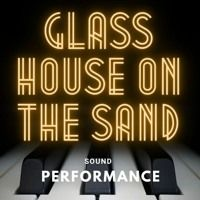 Glass house on the sand by Mikibith art design on SoundCloud Music Backgrounds, Glass House, Neon Signs, Design, Art, House Of Glass, Art Background, Kunst