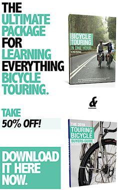 Tandem solo vélo twin pannier sacs Touring FREE P/&P