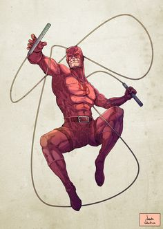 Daredevil by Vincente Valentine