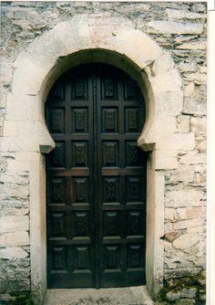 Portada de Peñalba de Santiago, Leon