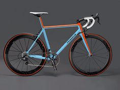 Nice frame and wheels. But ugly stem situation. Seriously. Primarius Gulf…