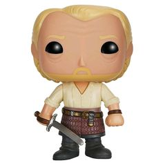 Figurine Jorah Mormont (Game Of Thrones) - Figurine Funko Pop http://figurinepop.com/jorah-mormont-game-of-thrones-funko