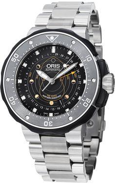 1325f5505c4 Oris Pro Diver Pointer Moon Fancy Watches