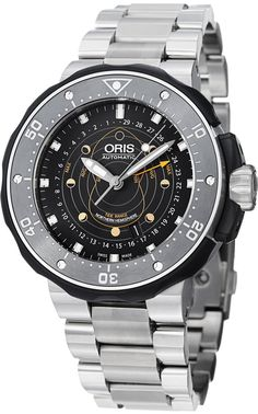 Oris Pro Diver Pointer Moon