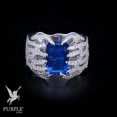 Diamonds and tanzanite ring Cheap Jewelry, I Love Jewelry, Hair Jewelry, Fine Jewelry, Jewelry Design, Tanzanite Jewelry, Tanzanite Ring, Diamond Jewelry, Diamond Stone
