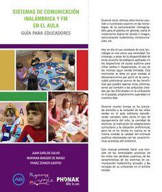 Sistemas de comunicación inalámbrica e fm na aula ~ Orientación en Galicia