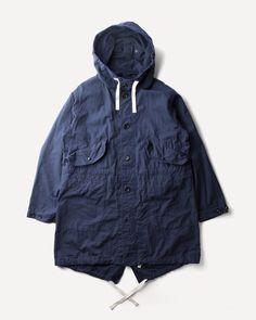 Engineered Garments // Type 51 Parka