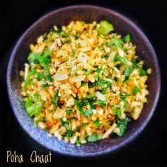 Poha Chaat