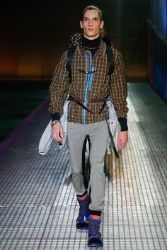 Prada Spring 2017 Menswear Collection Photos - Vogue