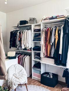 Notre dressing à petit prix ! Pas chère, fais mains, décoration, bricolage.