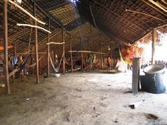 A Aldeia Yanomami