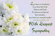 10 best sympathy greetings images on pinterest sympathy greetings condolence quotes words sayings m4hsunfo
