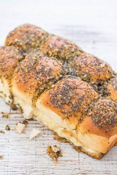 RANCH CHICKEN AND SWISS SLIDERSReally nice recipes. Every  Mein Blog: Alles rund um die Themen Genuss & Geschmack  Kochen Backen Braten Vorspeisen Hauptgerichte und Desserts # Hashtag