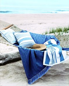 Coastal Style: The Hamptons by Ricky Lauren