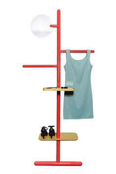 Freestanding wardrobes | Hallway | Camerino Valet Stand. Check it out on Architonic