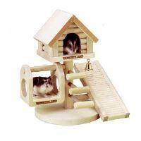 ACCESSOIRE ABRI ANIMAL Maison pour hamsters Arbre Wonderland
