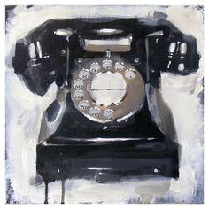 James Paterson      Black Telephone, 2008