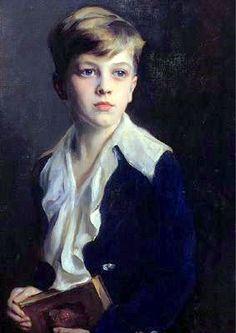 Philippe by Philip Alexius de Laszlo (1869 – 1937, Hungarian-born English)