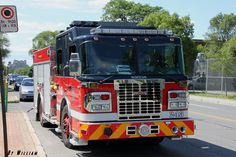 Pompier Montréal Firefighters