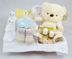 £37.99 Baby Pure Innocence Hamper http://www.baby-blessed.co.uk/baby-hampers-91.html